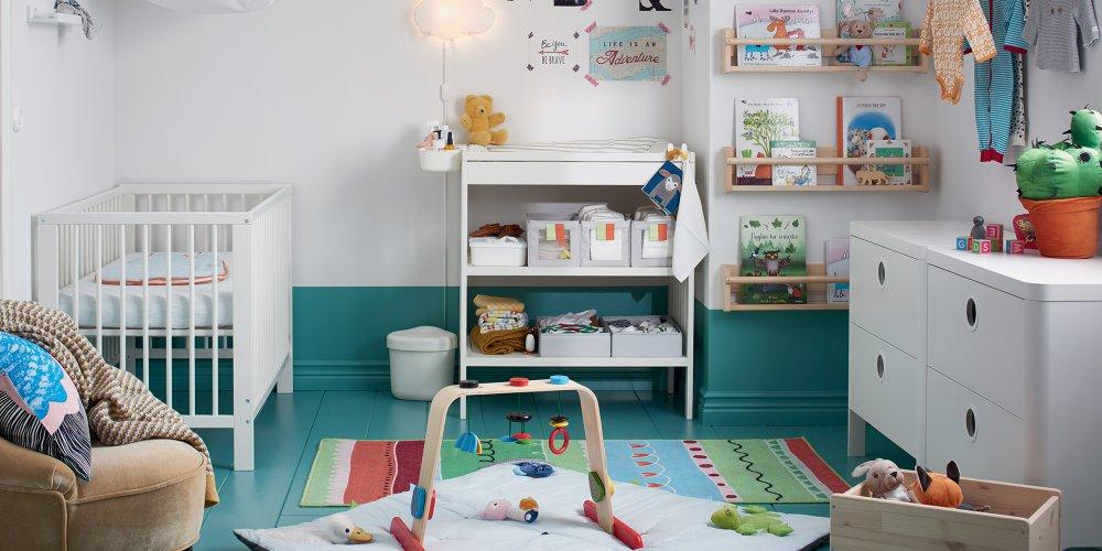 Nos conseils pour aménager une chambre d'enfant